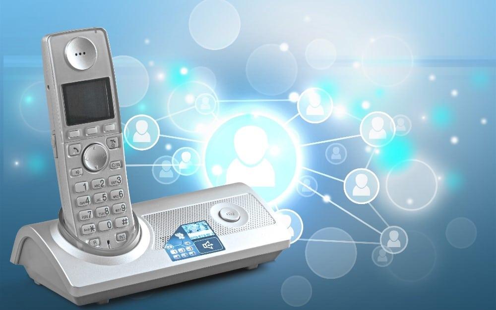 DECT Telefon