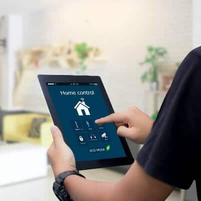 VOLhighspeed Blog Smart Home Bedienung Tablet