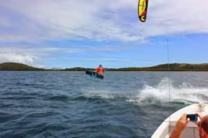 Kitesurfing Fiji