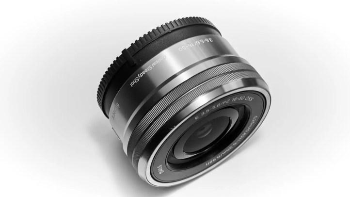 Sony 16-50 mm F3.5-5.6 - kleines Kit-Objektiv