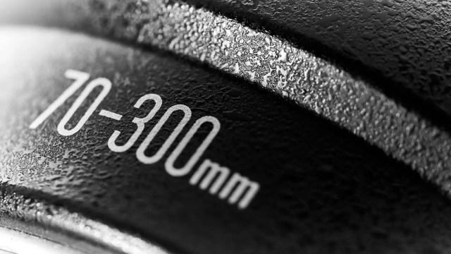 Teleobjektiv Canon 70-300