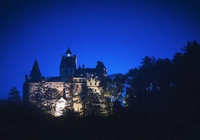 Burg Bran / Dracula Schloss