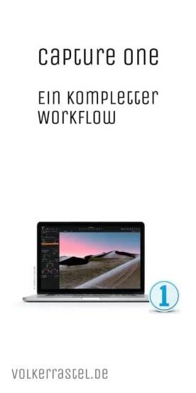 Capture One Workflow