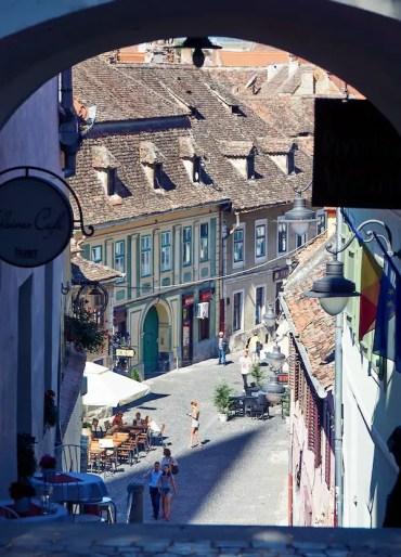 Hermannstadt / Sibiu Rumänien
