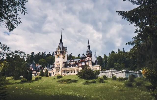 Schloss Peles Rumänien