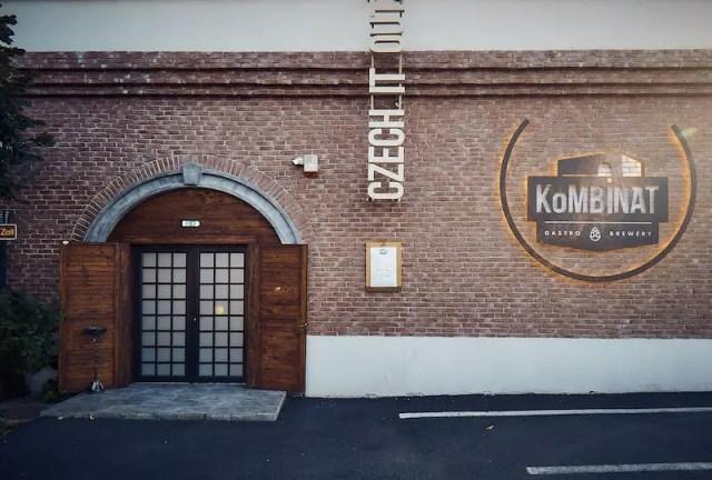 Sibiu Hermannstadt - Brauerei Kombinat