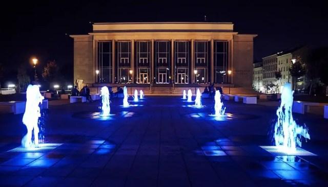 Brünn - Das Janacek Theater