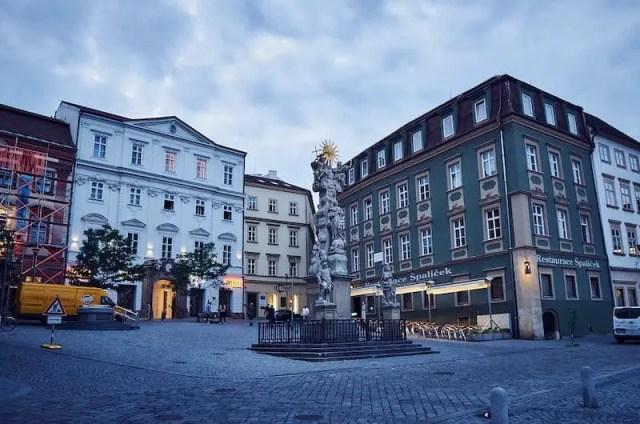 Luxury Apartements Zelny Trh