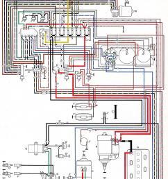 vw wiring diagrams 1968  [ 1084 x 1733 Pixel ]