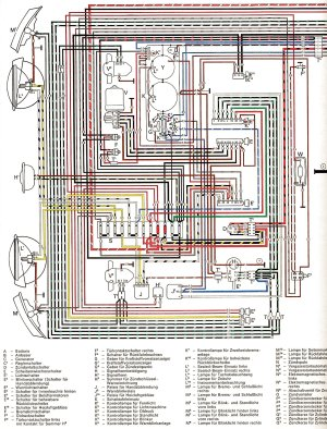 VW Wiring Diagrams