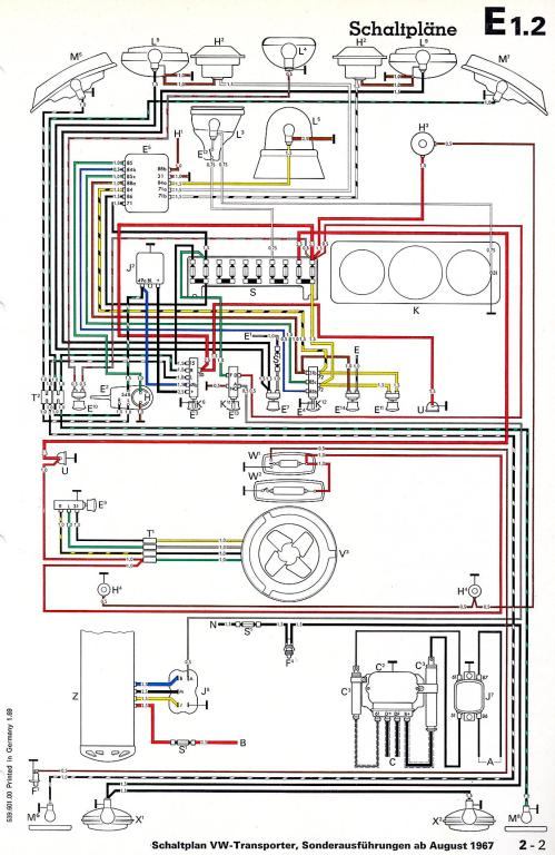 small resolution of vw wiring diagrams1968 volkswagen wiring diagram 15
