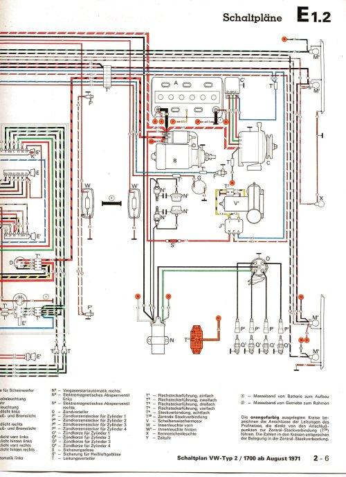 small resolution of volkswagen type 2 wiring wiring diagram show ev type 2 wiring diagram 1975 vw type 2