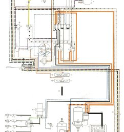 wiring diagram for a 1973 vw super beetle [ 1392 x 2254 Pixel ]