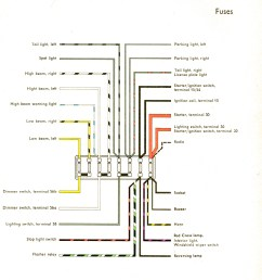wiring diagram for a 1973 vw super beetle [ 1440 x 2100 Pixel ]