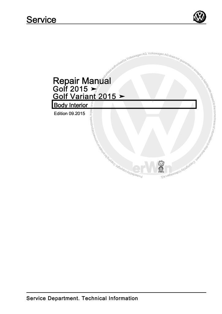 2015 golf body interior repair manual.pdf (9.33 MB)