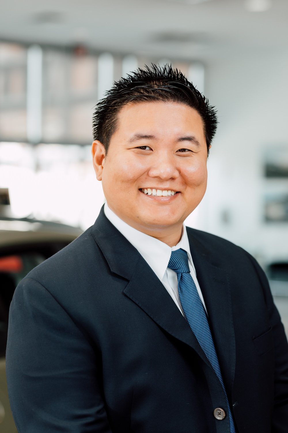 Allen Lee - Sales Manager | New Vehicles