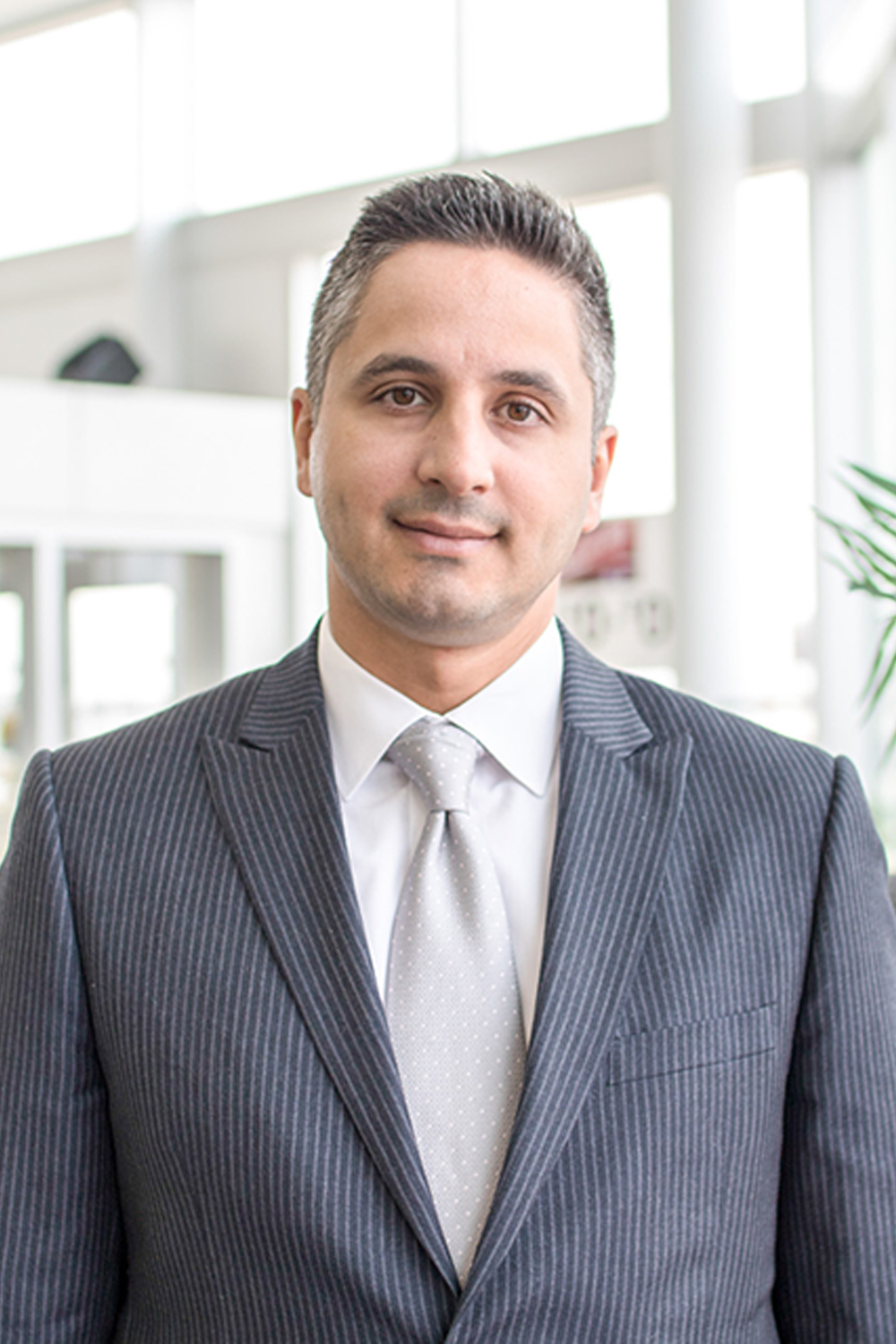 Ali Sajadi - General Manager