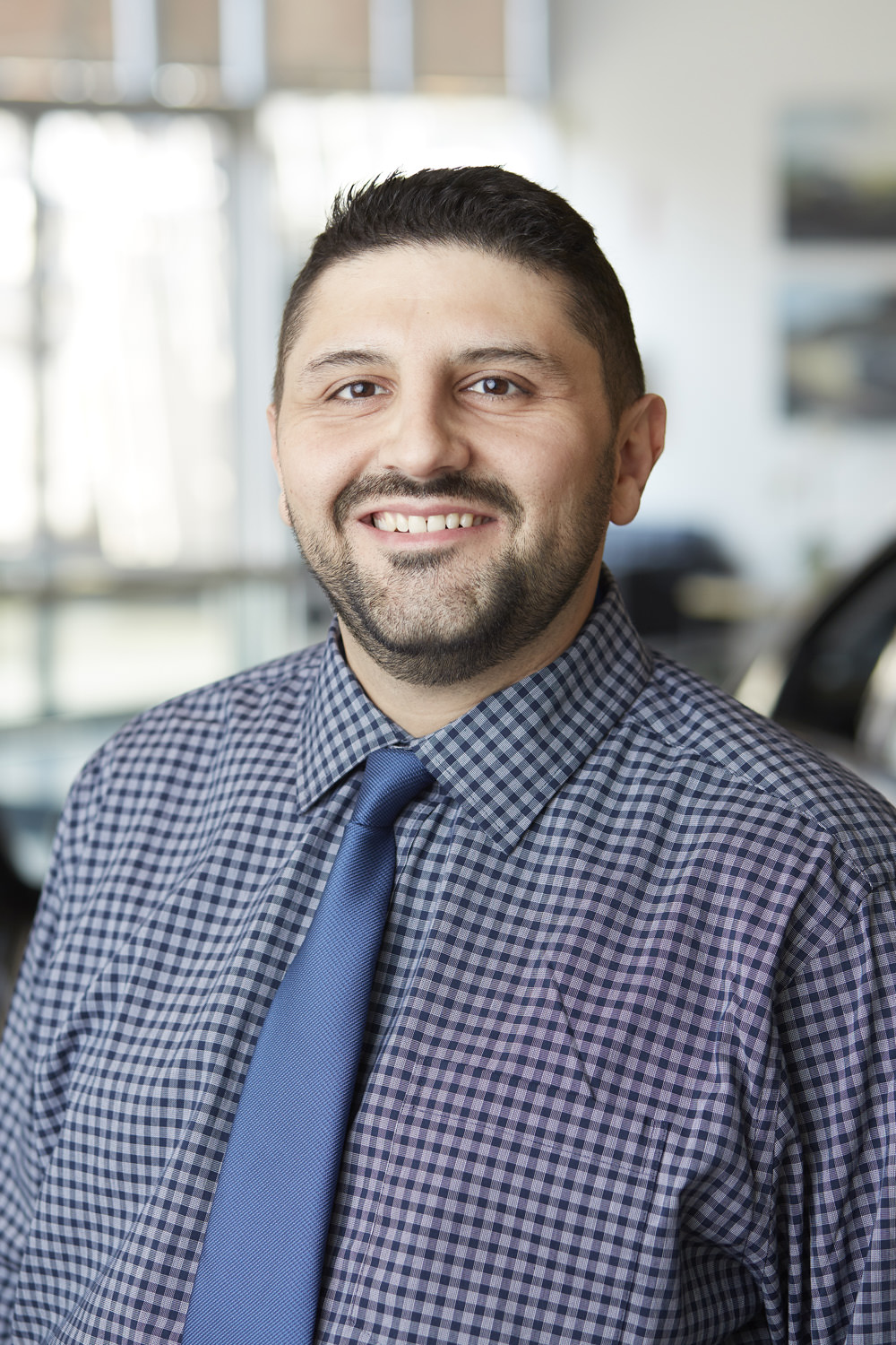 Frank Pastore - Assistant Parts Manager