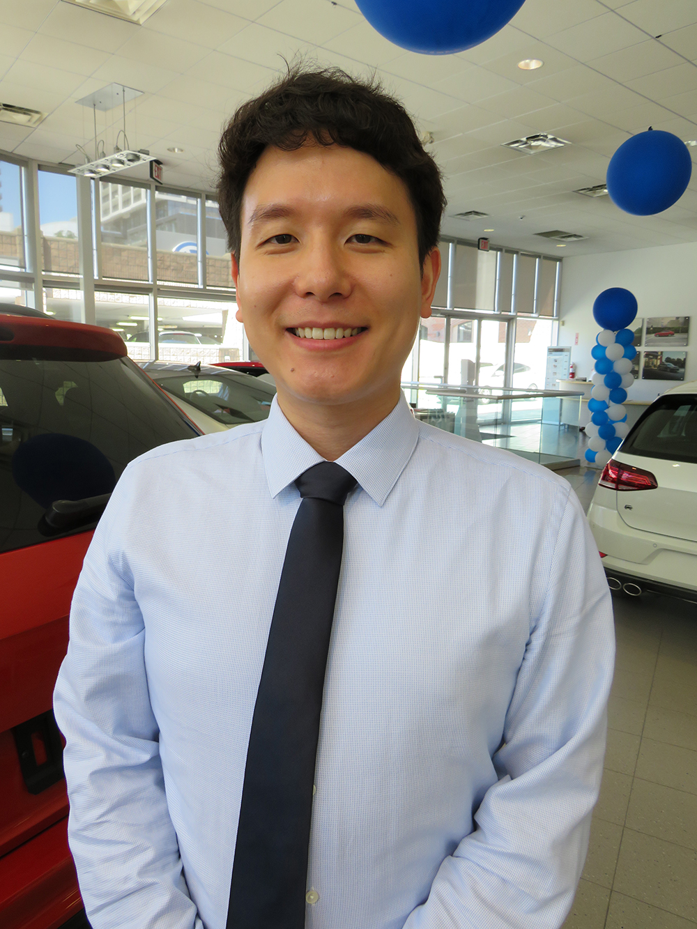 Jay Yom - Service Consultant
