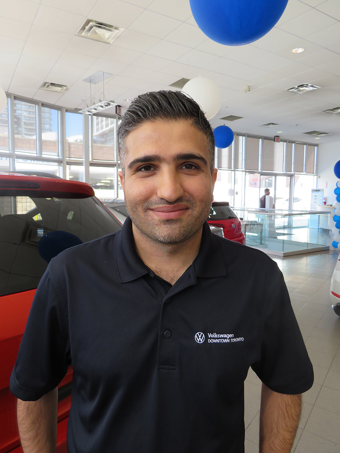 Aziz Yarzadah - Parts Consultant