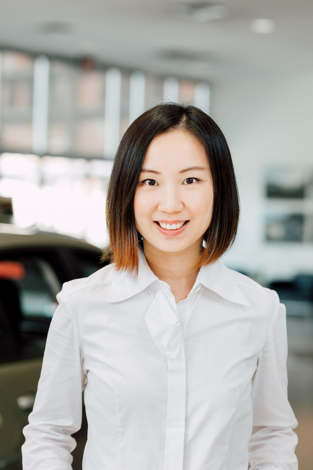 Lili Xu - Financial Services Manager
