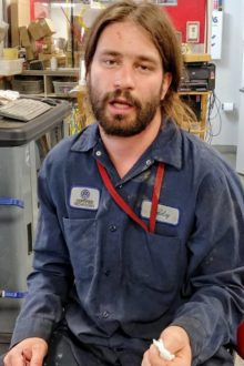 Cody Ross - Volkswagen Certified Technician