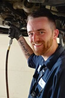 Tom Cobb - Volkswagen Certified Technician