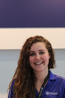 Tessa Whitehouse - Reception & Accounting Technician