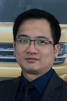 Adrian Shum - Financial Services Manager