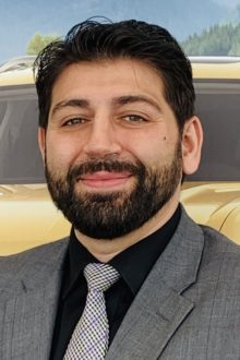 John Ekmekdjian - Financial Services Manager