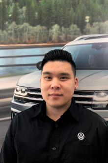 Vincent Phung - Service Consultant