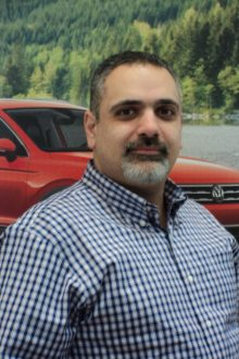 George Azar - Parts Manager