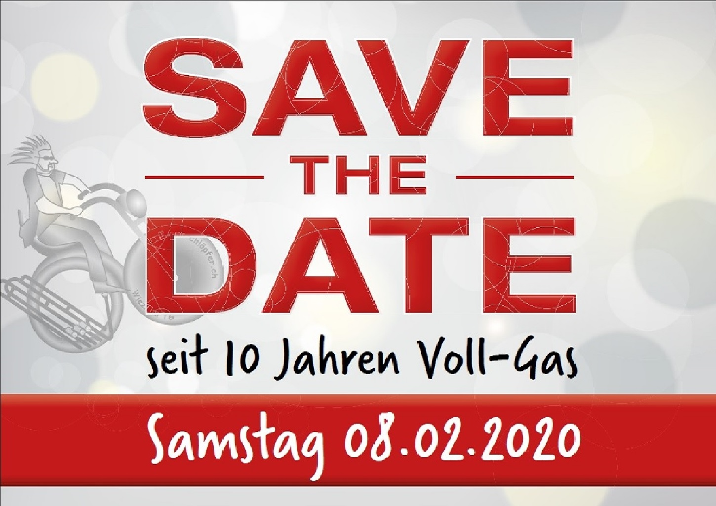 save the date voll