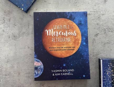 Review: Leven met Mercurius Retrograde boek