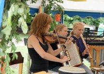 Benefizkonzert Kammermusik mit Jule, Lilly und Lina