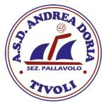 Logo ASD Andrea Doria Tivoli Sez. Pallavolo