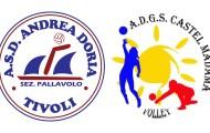 Andrea Doria Tivoli - Castel Madama - Pallavolo