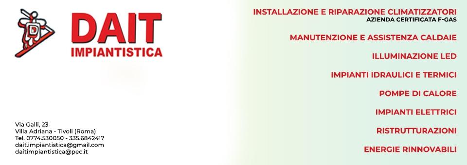 Convenzione DAIT Impiantistica - Tivoli
