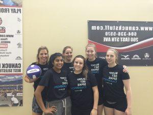 Tuesday HJSC Womens - Pool C Champions