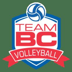 Team BC Volleyball Logo