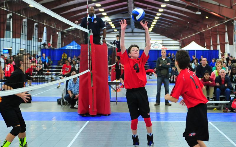 14U Boys Club Volleyball