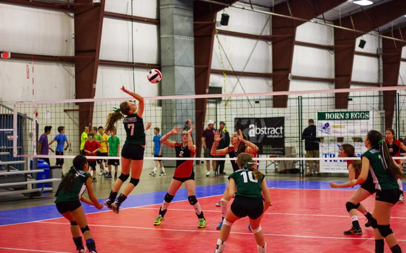 14U Girls Club Volleyball