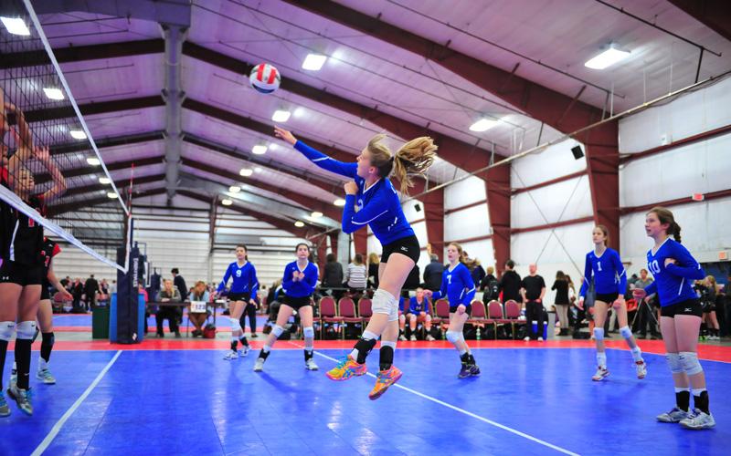 16U Girls Club Volleyball