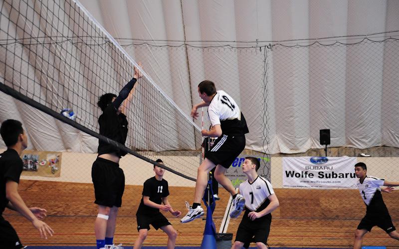 17U Boys Club Volleyball