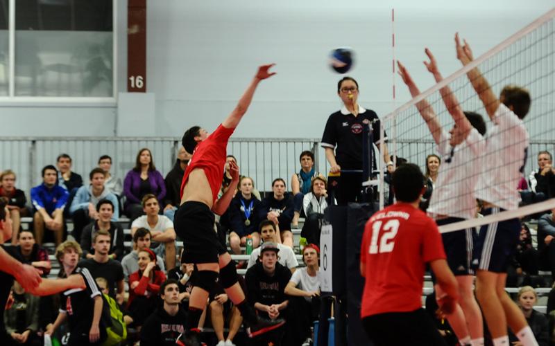 18U Boys Club Volleyball