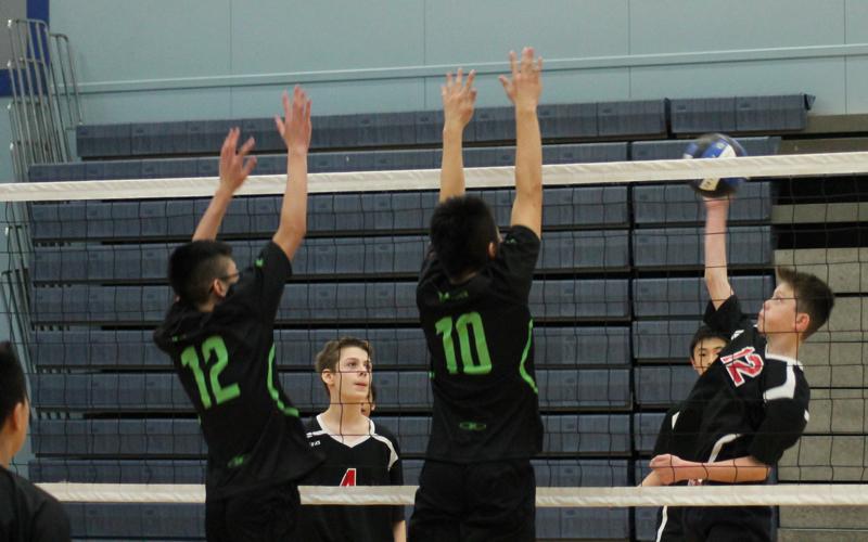 15U Boys Club Volleyball