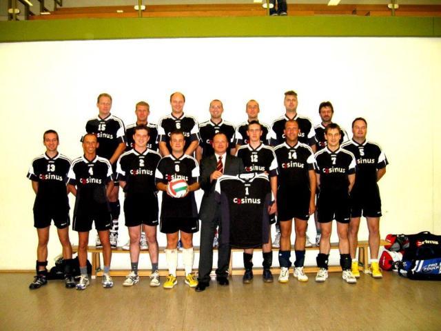 Herrenmannschaft 20xx;...jung,dynamisch und weitestgehend immer noch aktiv :-)