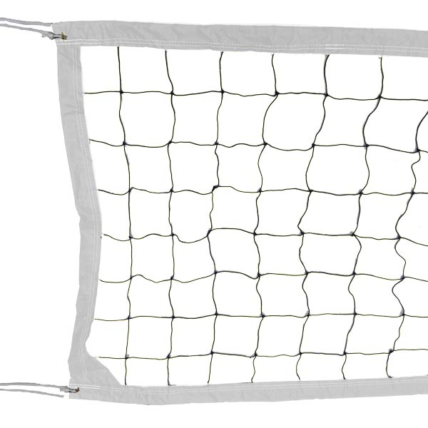 White Pool Volleyball Net