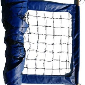 Blue Professional Outdoor Volleyball Net