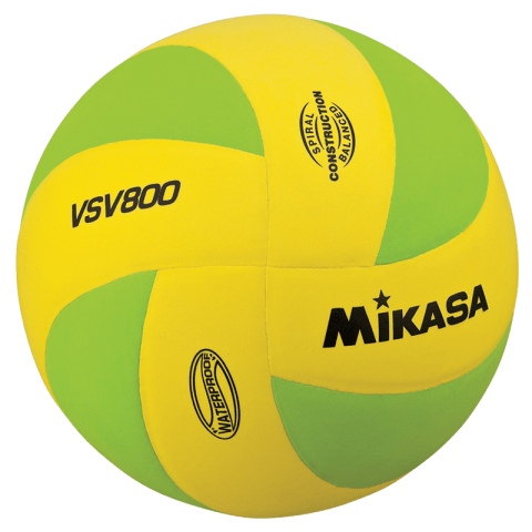 Mikasa Squish VSV800 YG Pool Volleyball